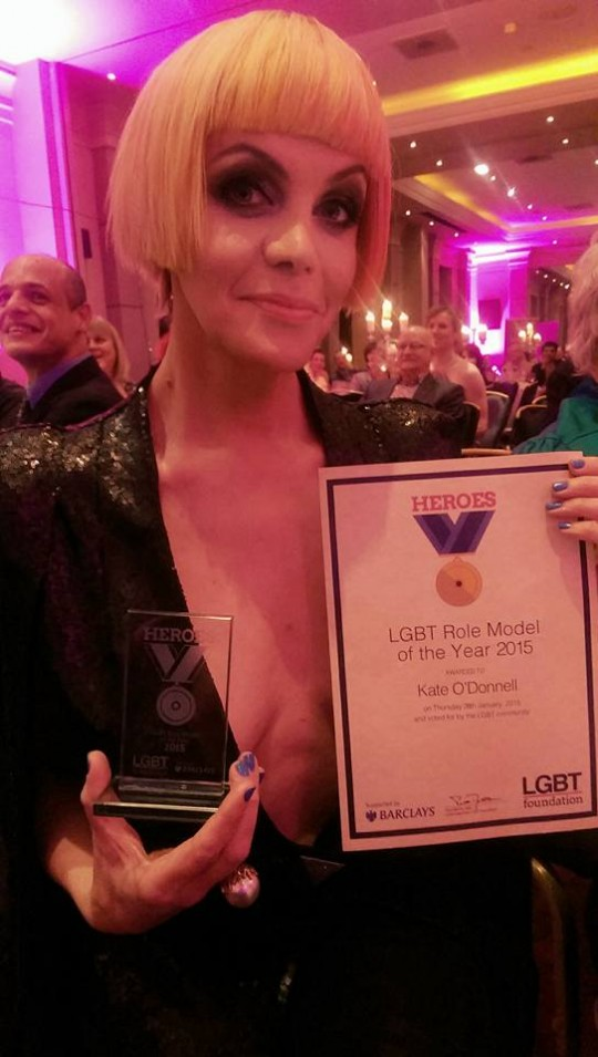LGBT Role Model of the Year