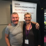 Janet and Mike at BBC